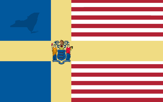 Nordic New Jersey Flag by AltruisticHedonist