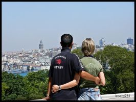 A look at Istanbul by izoard781