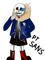 PhaseTale Sans by Sinful-Scarlet