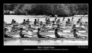 Men's Eight Dash by acronymsical