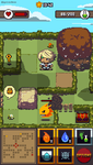 Tactical Top-down Adventure Game Mockup by igorsandman
