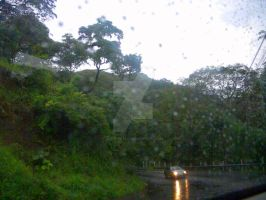 Rainy Days in Costa Rica by AudiVideTace