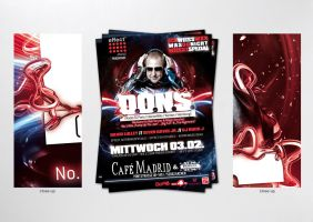 cafe madrid DONS by homeaffairs
