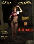 LexiSecrets Cover by francoi7f