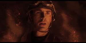 Captain America Speedpainting by JonathanDeVos