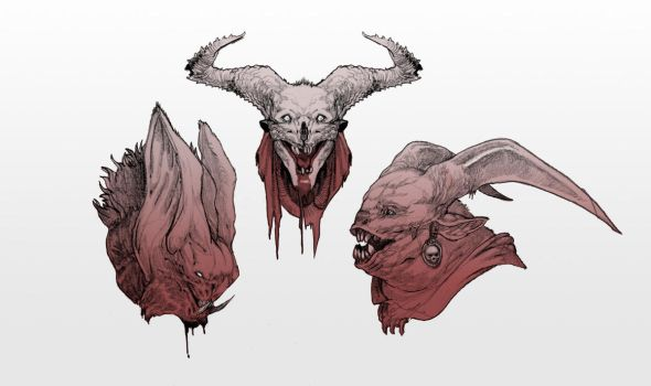 Council of Beasts by Stephen-0akley