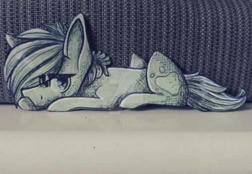 Mini Mort by ColourfulReflections