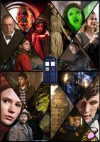Doctor Who Series 5 Montage by calderman96
