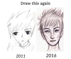 Draw This Again: 2011-2016 by Astrikos