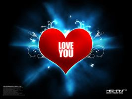 Love You by malshan