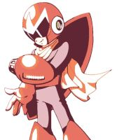 Protoman pop art 2 by DevintheCool