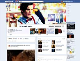 The Doctor's Facebook by MyNameIsBeethoven