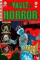 The Vault of Horror Issue 01 by SarshelYam