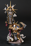Warhammer Age of Sigmar Lord-Relictor by AnalogEnvy