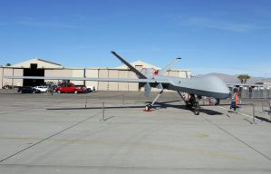 General Atomics MQ-9 Reaper by shelbs2