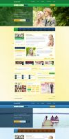 Organizuj Wesele - wedding portal web design by SycylianBeef