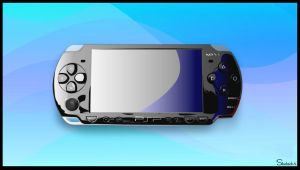 PsP Vector by shaixey
