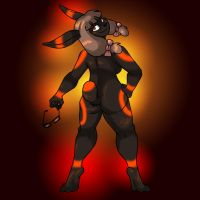 Pokemorphs-Lunatic Runa by Inkblot-Rabbit