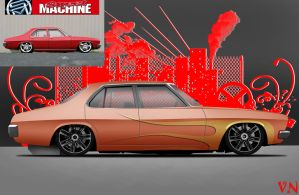 hq holden toon by vnsupreme