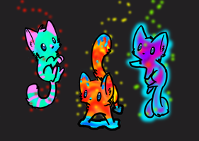 3 point cat adopts :CLOSED: by LittleAdoptShop