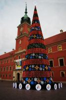 Christmas tree.. by Kaja-kgr