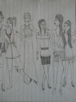 Ladies in fashion8 by andrea-gould