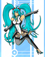 Miku Hatsune by Flash-of-Lingt