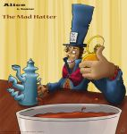 Mad Hatter by sara-nmt