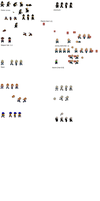 Minor Character sprite sheet by SSJ5G