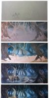 Watercolour process by LauraTolton