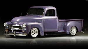 Chevrolet 3100 Pickup '54 by HAYW1R3