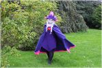 Mismagius - come with me - Connichi 2015 by nikita666