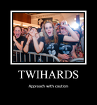 Twihards by piratekit
