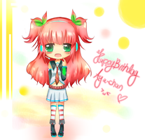 Happy Birthday AyuAyu by Hannun