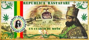 billete rasta by Zurcgraphic