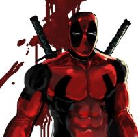 Deadpool by GarroteFrancell