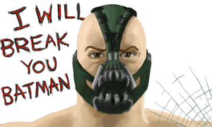 Bane by WeaponX-Art