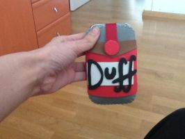 Duff Beer Mobile Case by anapeig