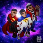 SuperBrothers by Cahnartist
