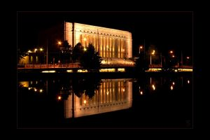 Congress Never Sleeps by RS-foto
