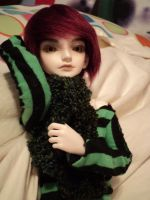 I Made a Scarf by 4Wendy