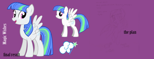 magic wishes MLP FIM FC by familyof6