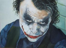Why So Serious? by irai91