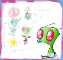 Baby Zim by Madved
