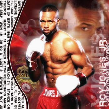 Roy Jones Jr. by FlaPrincess954