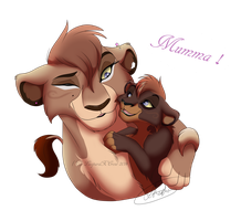 Mommy's Girl by IsharaHeart
