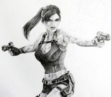 Tomb Raider Underworld 2 by Kitehh