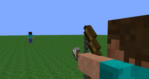 Adventures of Steve and Herobrine 5: Brine and Bow by Americanaooni