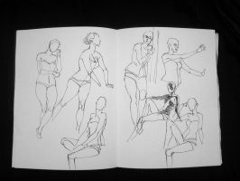 Life Drawing Nico4 by NicolasSiner