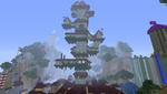 Tower of Saint-Mystere in Minecraft by Don-Paolo2